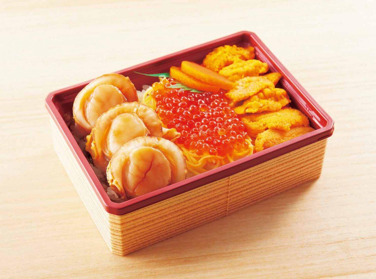 ニッポンのうまいもの祭 三陸弁当