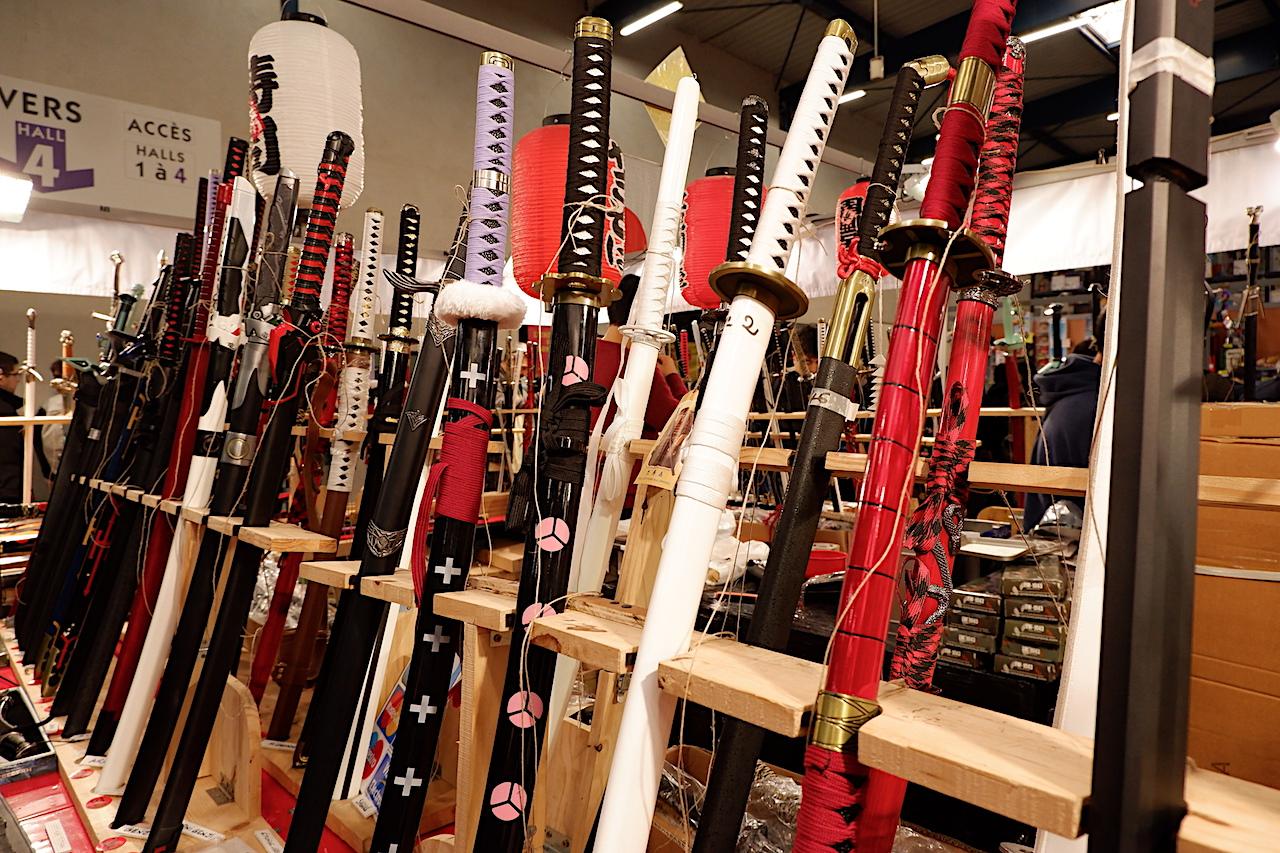 外国人に人気の日本刀