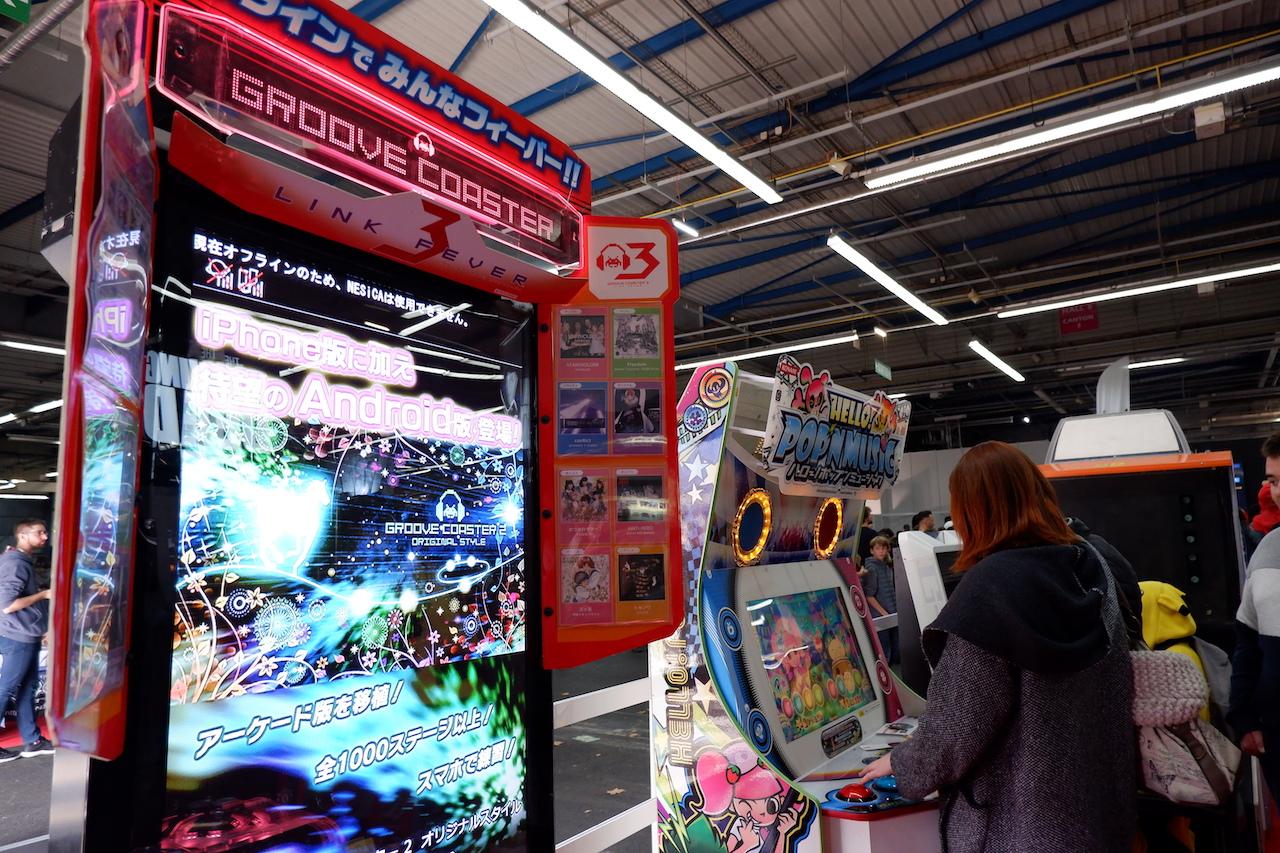 日本直輸入の業務用ゲーム機