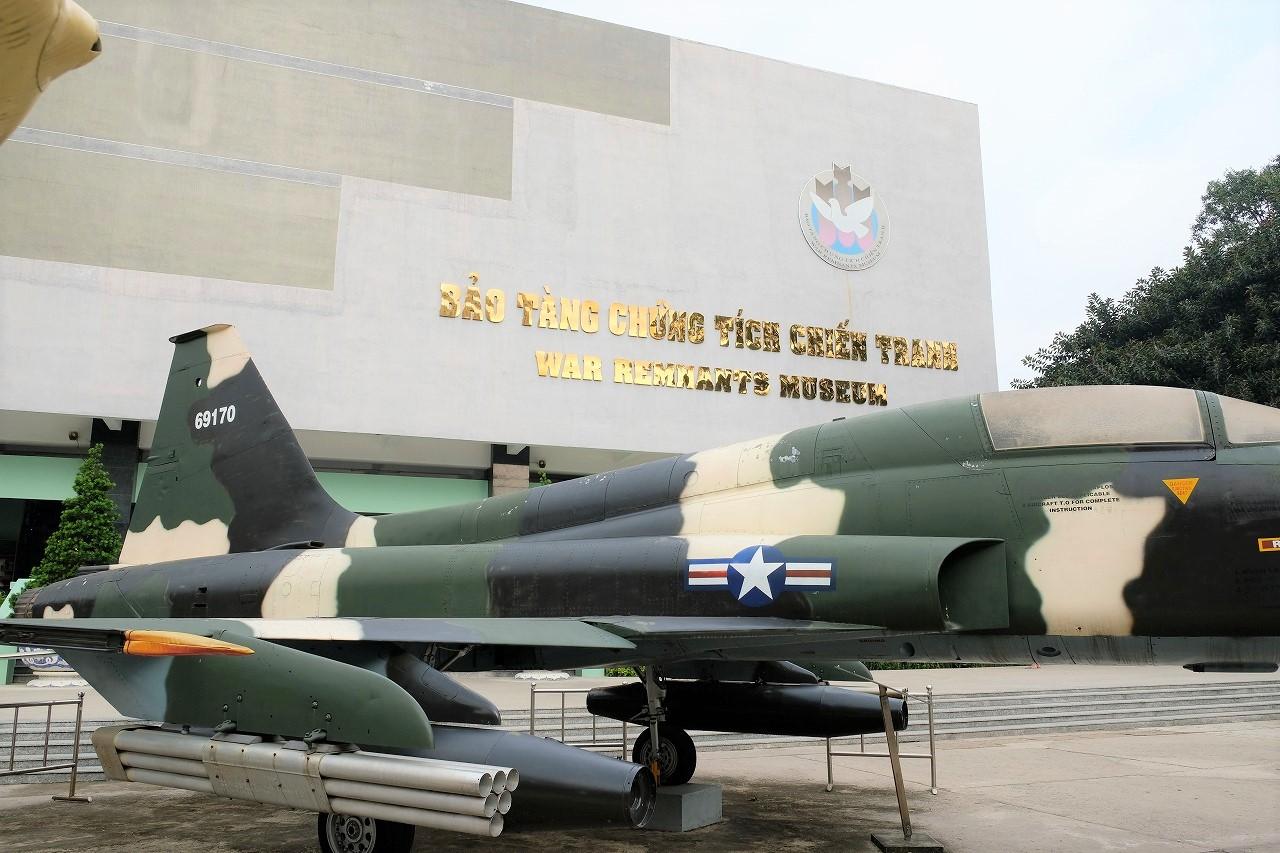 戦争証跡博物館2