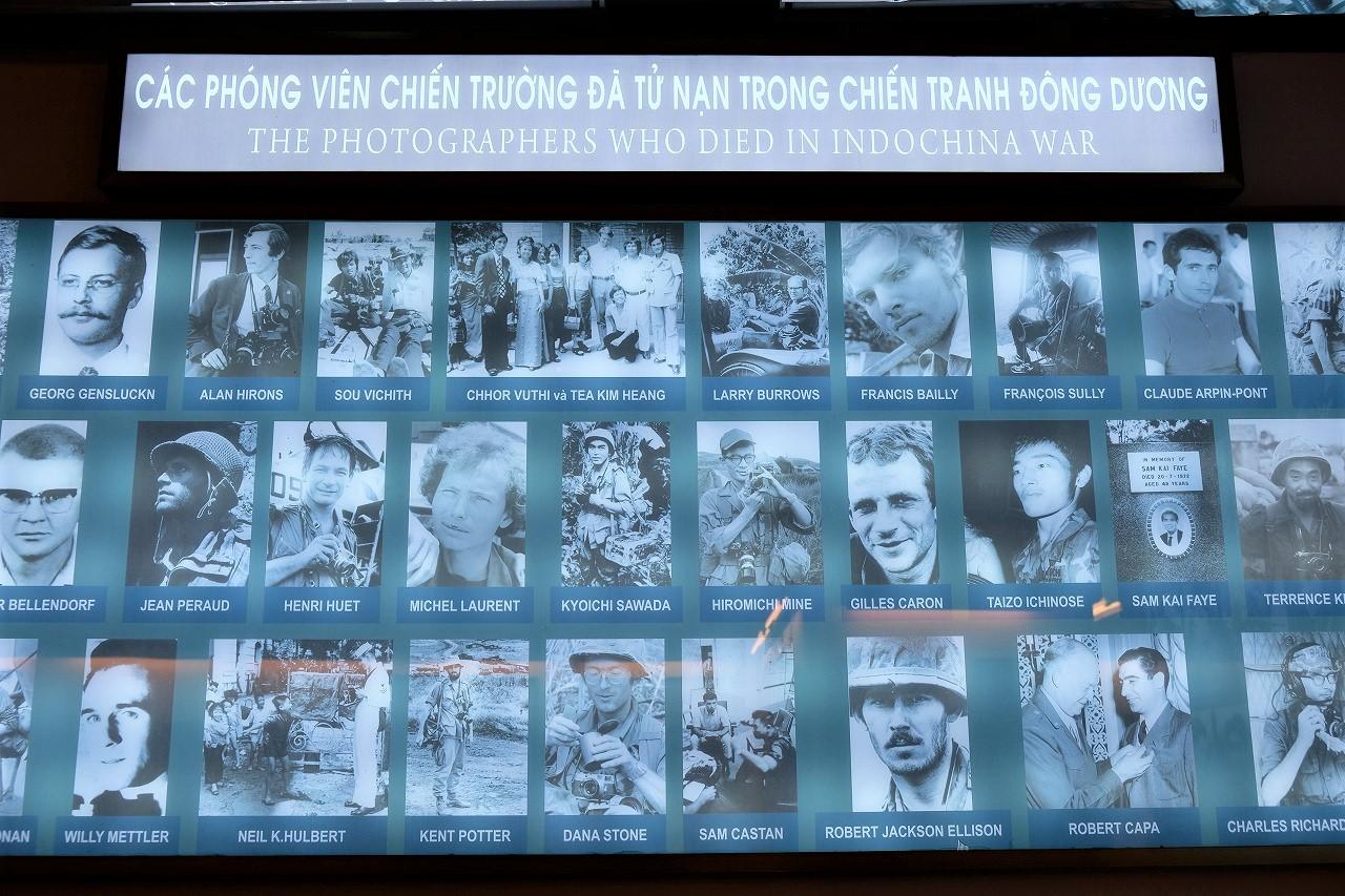 戦争証跡博物館8