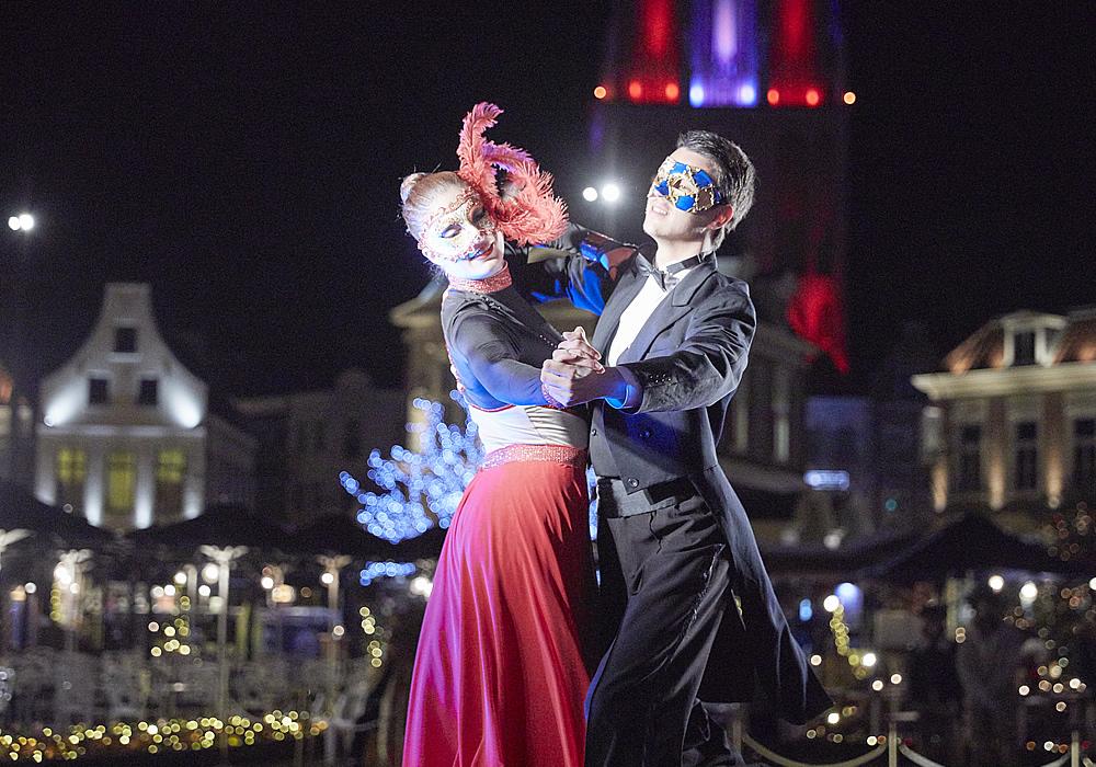 非日常の世界へようこそ!ハウステンボスで華麗で優雅な「仮面舞踏会」開催!