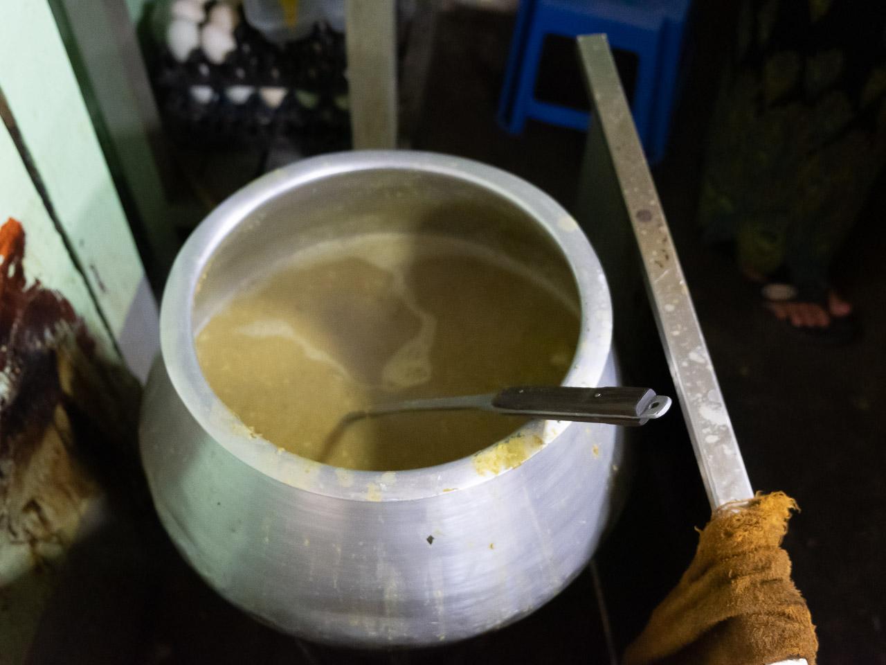 ミャンマー ヤンゴン モヒンガー