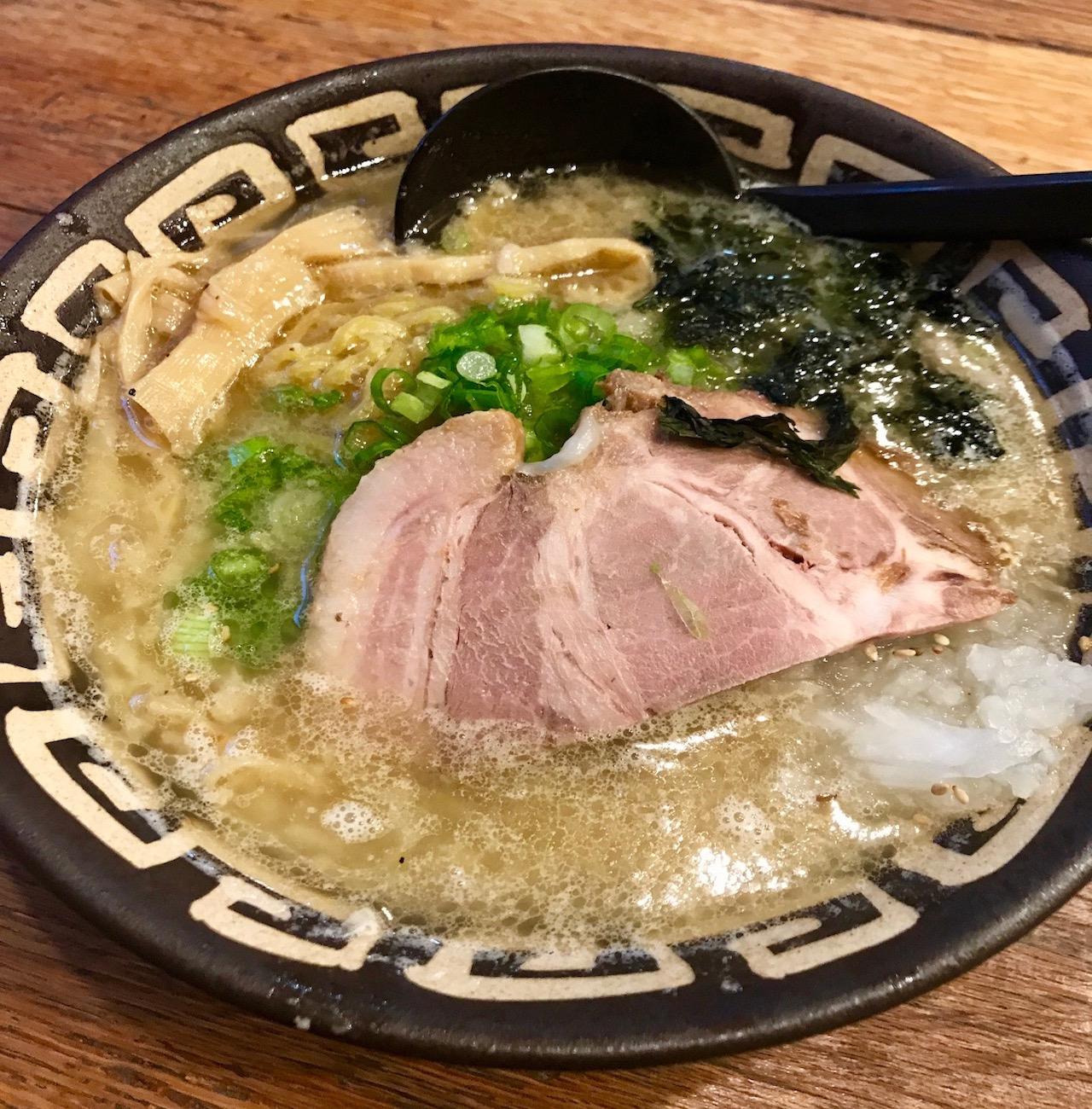 麺恋佐藤ニューヨーク