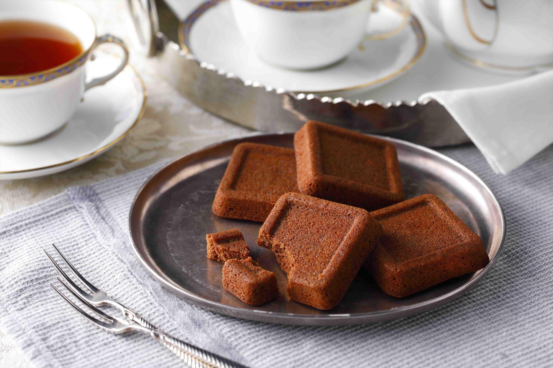 バターチョコレートフィナンシェ