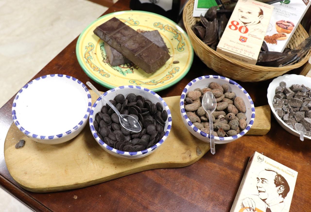 伝統製法で作られたチョコレート