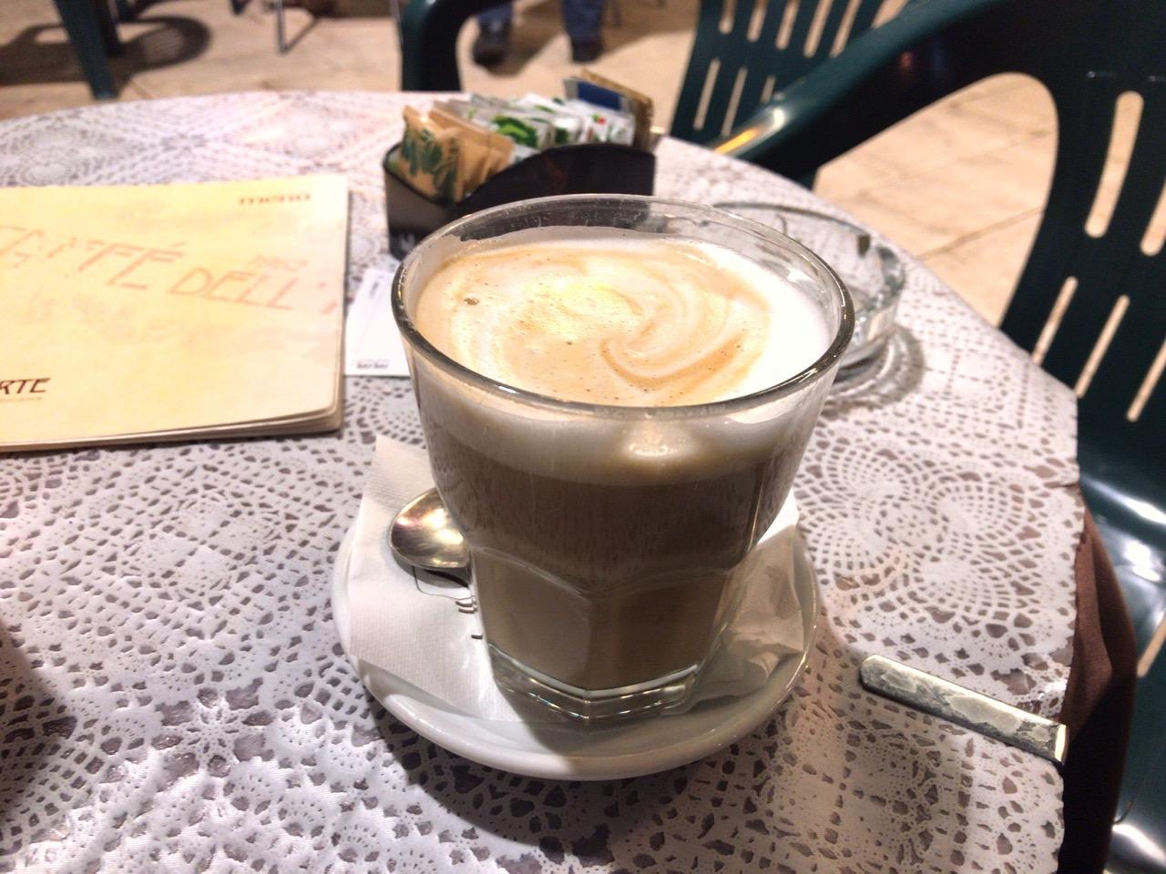 モディカのカフェ