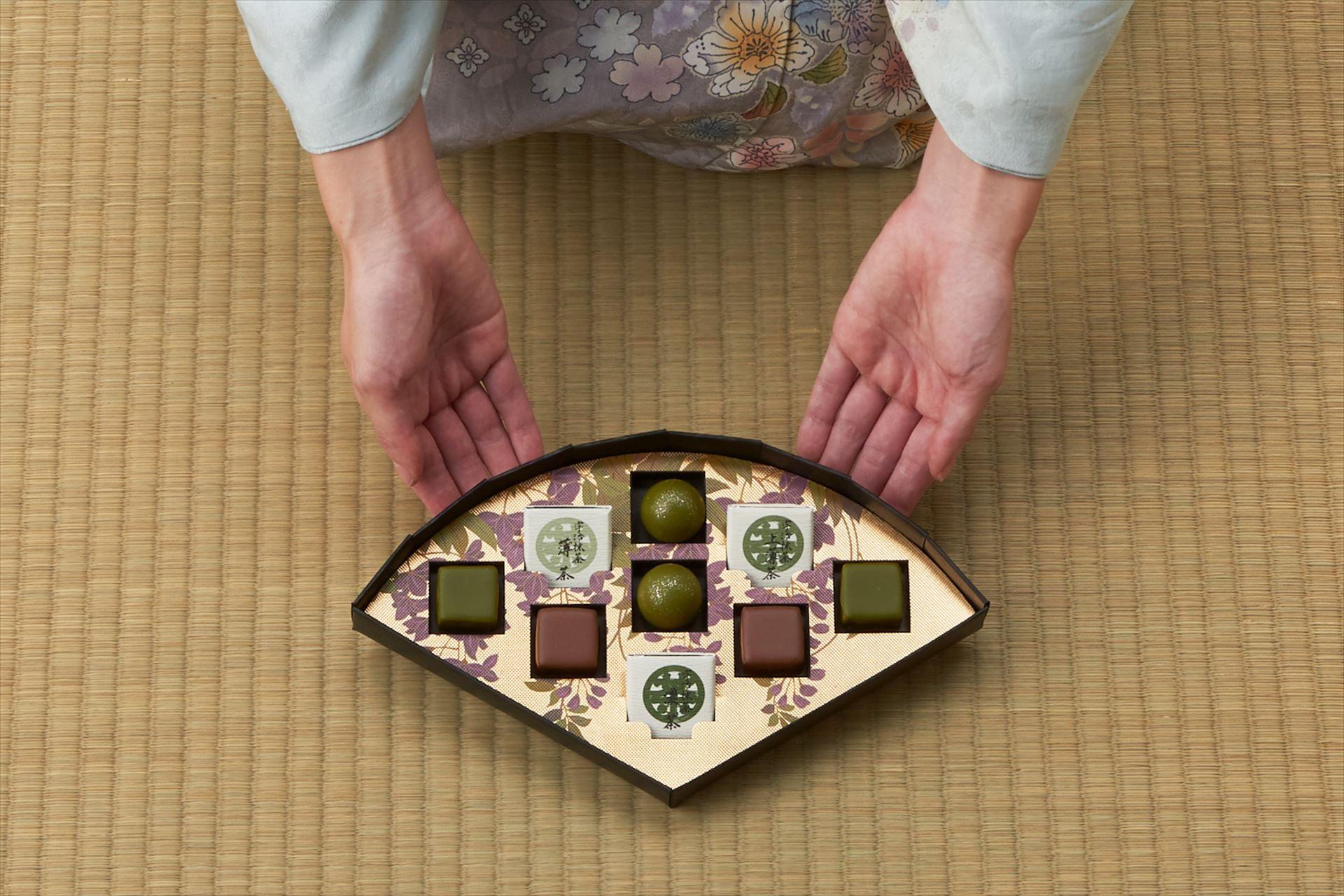 ショコラコレクション-藤-