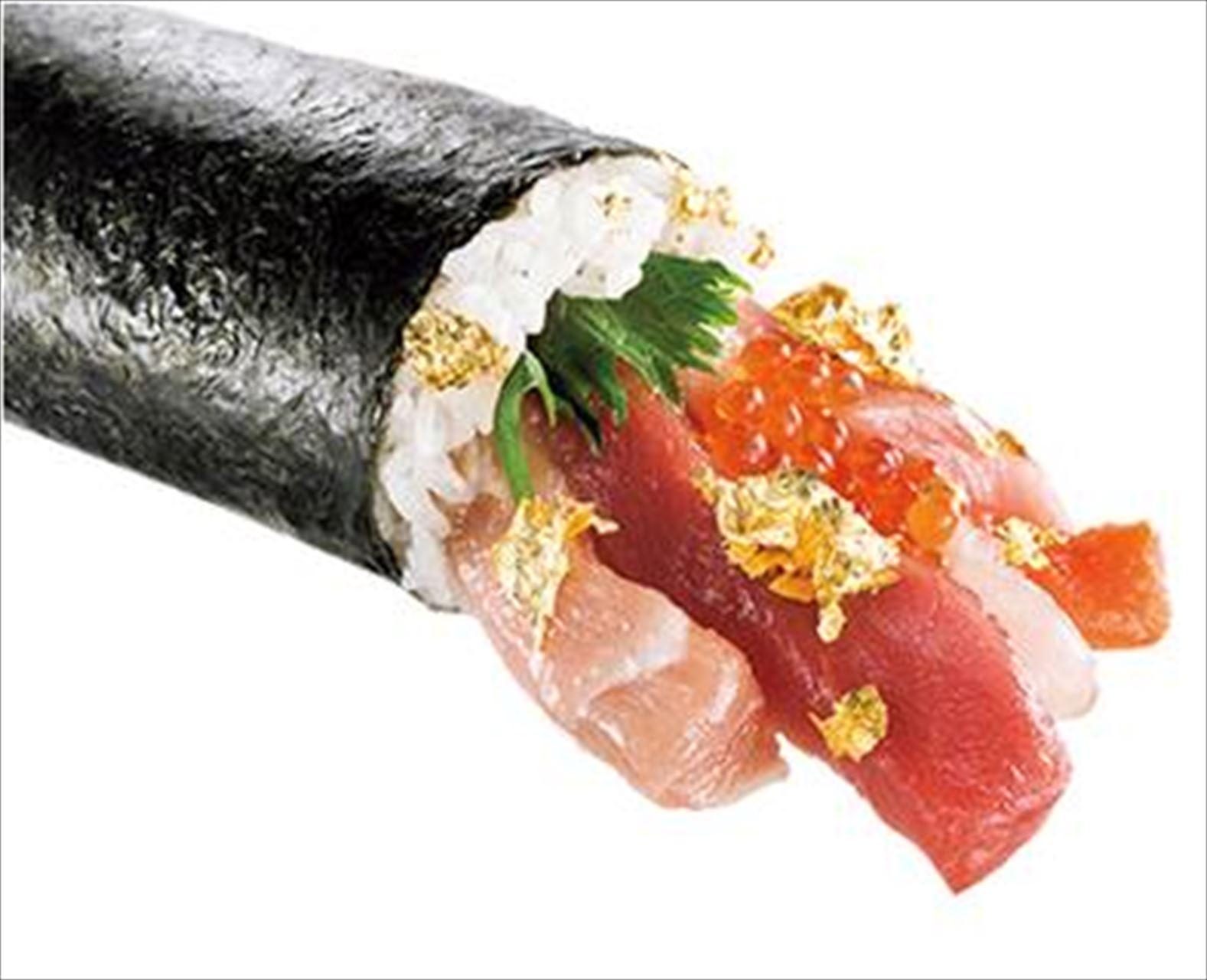北辰鮨 スペシャル海鮮豪華オールスター巻