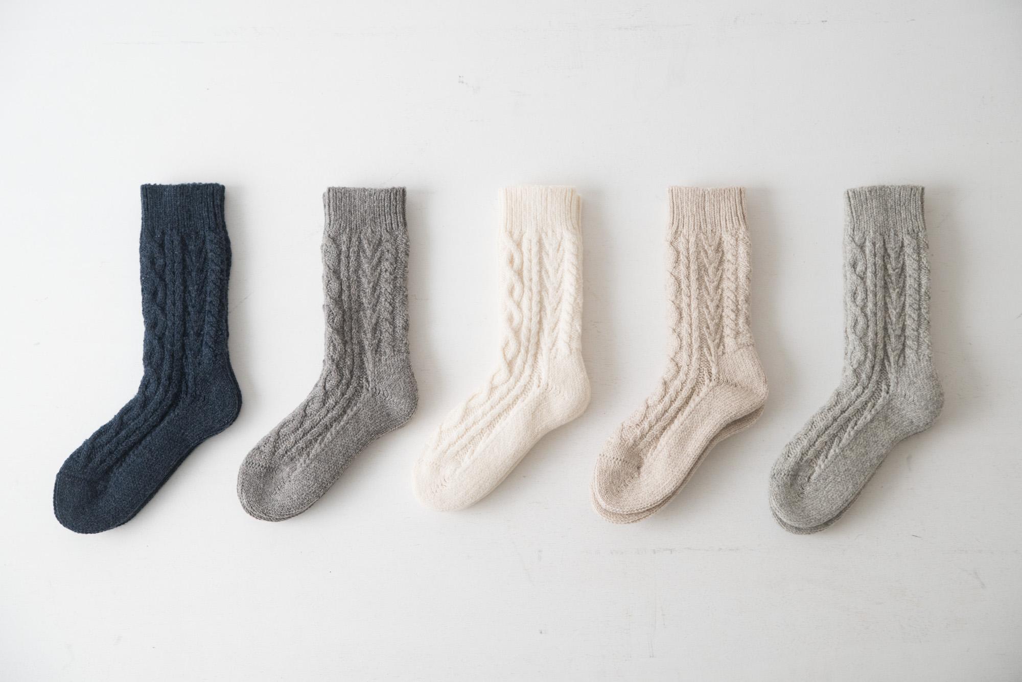 MORLES 靴下