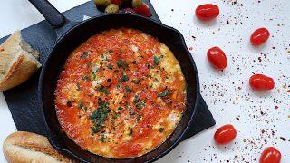 日本人ファンも多い、トルコの卵料理「メネメン」