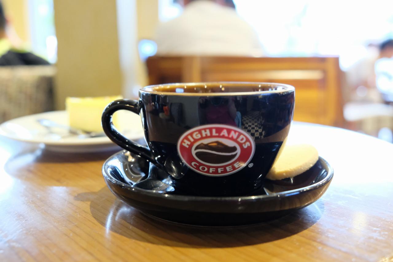 ハイランズコーヒー3