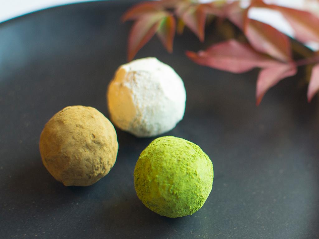 日本茶鑑定士×無添加チョコレート専門店がコラボ!大人のバレンタインチョコ