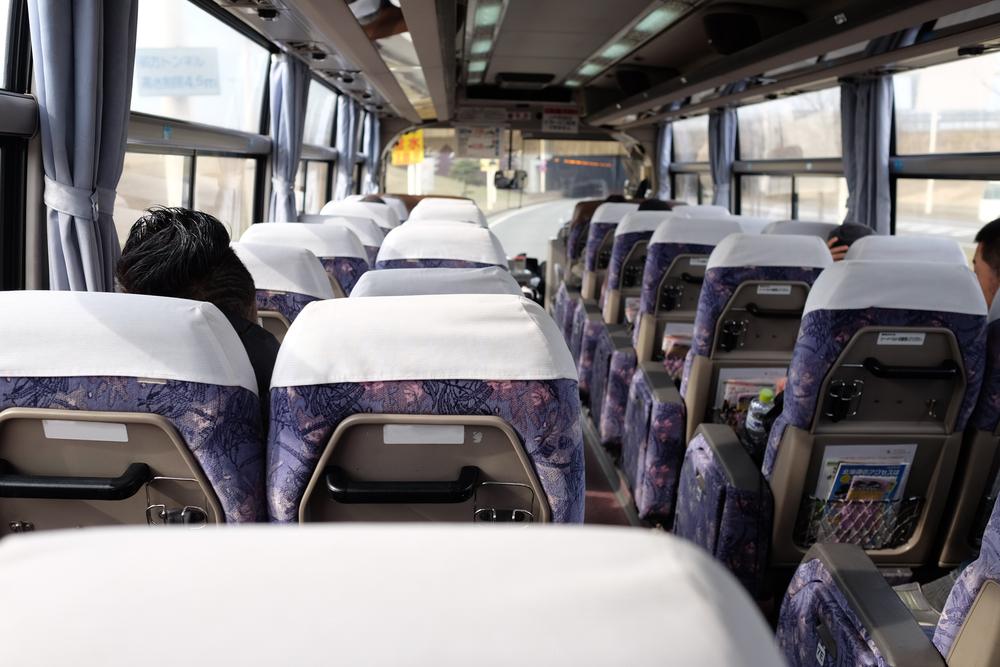 バスのツアー