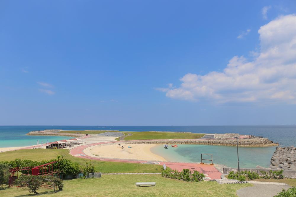 沖縄県宜野湾海浜公園