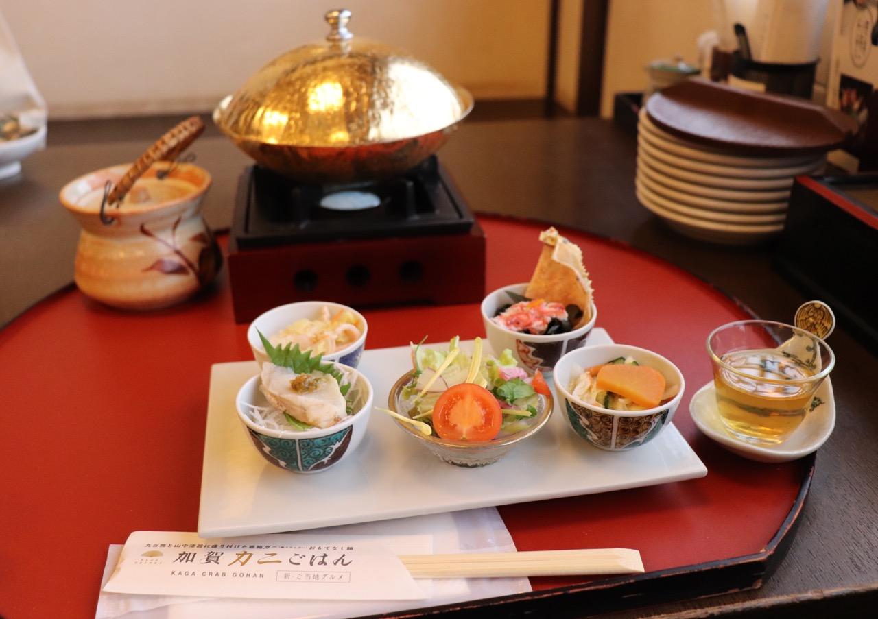 加賀カニご飯