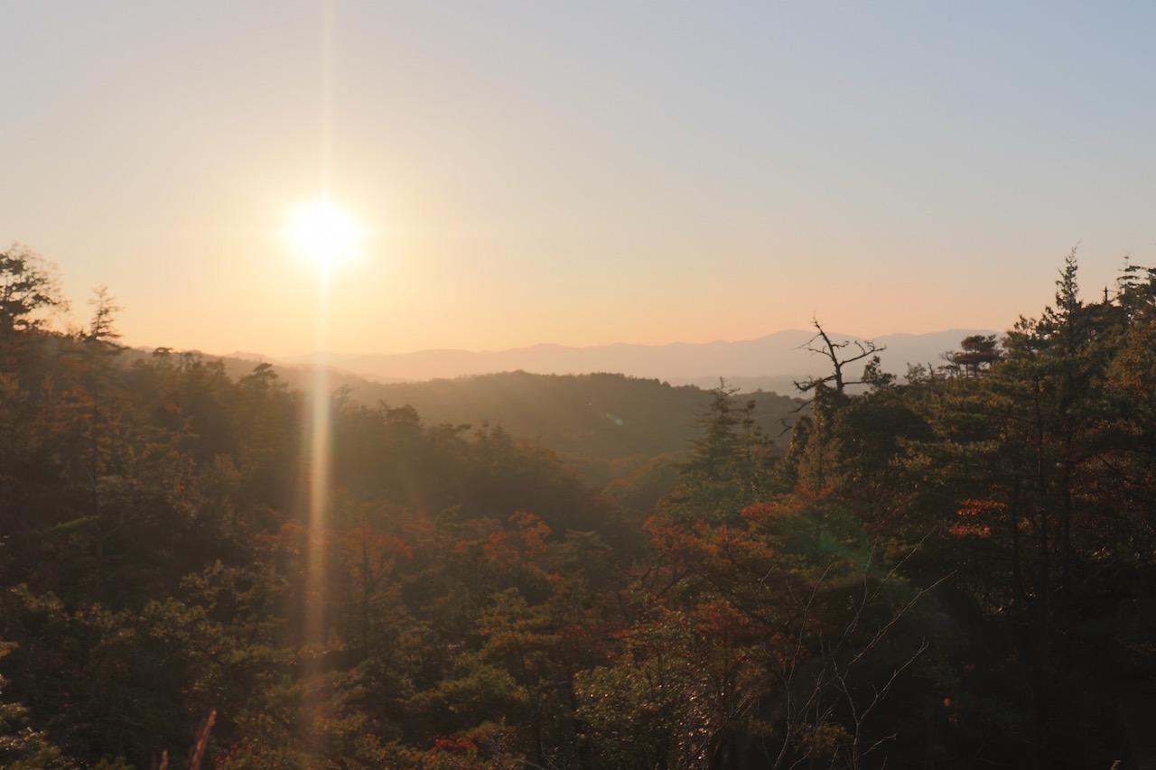 滋賀 山々