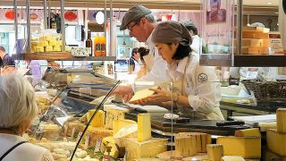 Mons Fromagers Affineur リヨンのチーズ店モンス