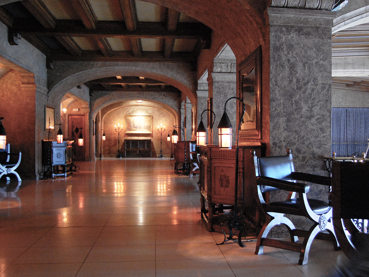 Banff Springs Hotel バンフ・スプリングス・ホテル