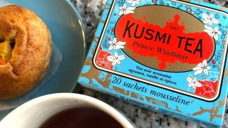 KUSMI TEA(クスミティー)パッケージ
