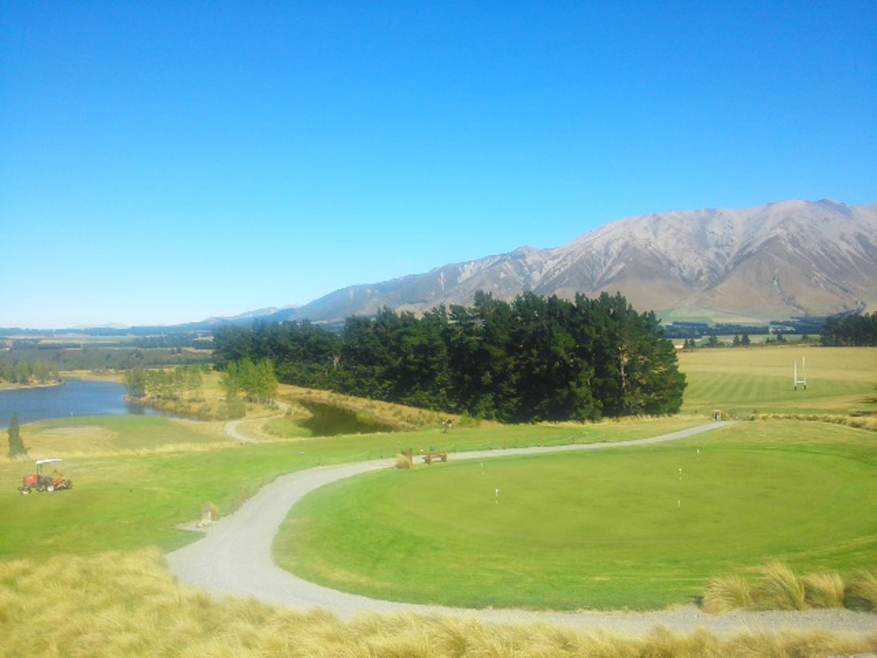 テラスダウンズ ニュージーランド