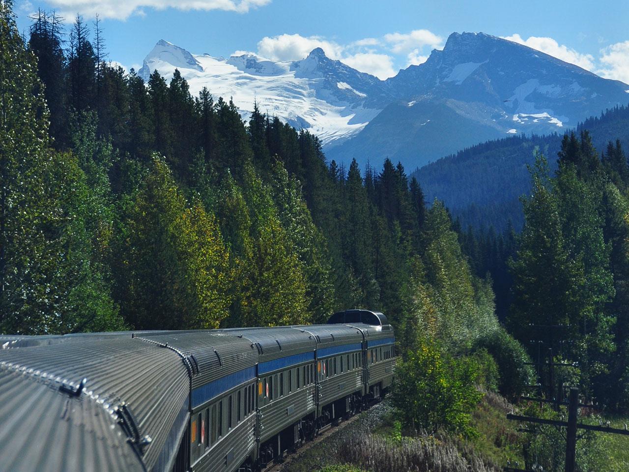 カナダVIA鉄道 VIA Rail Canada