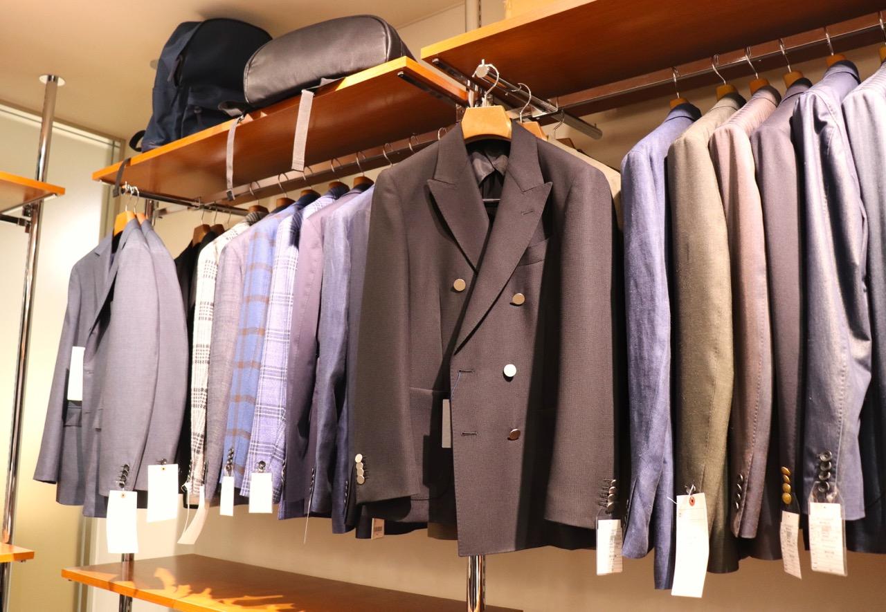 モアレス2019春夏のジャケット