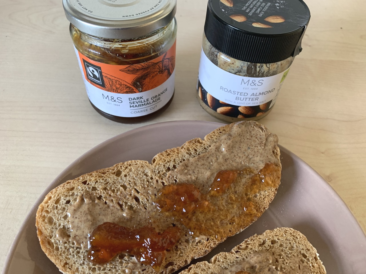 DARK SEVILLE ORANGE MARMALADE