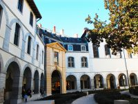 グラン・オテルデュー(Grand Hôtel-Dieu) Lyon