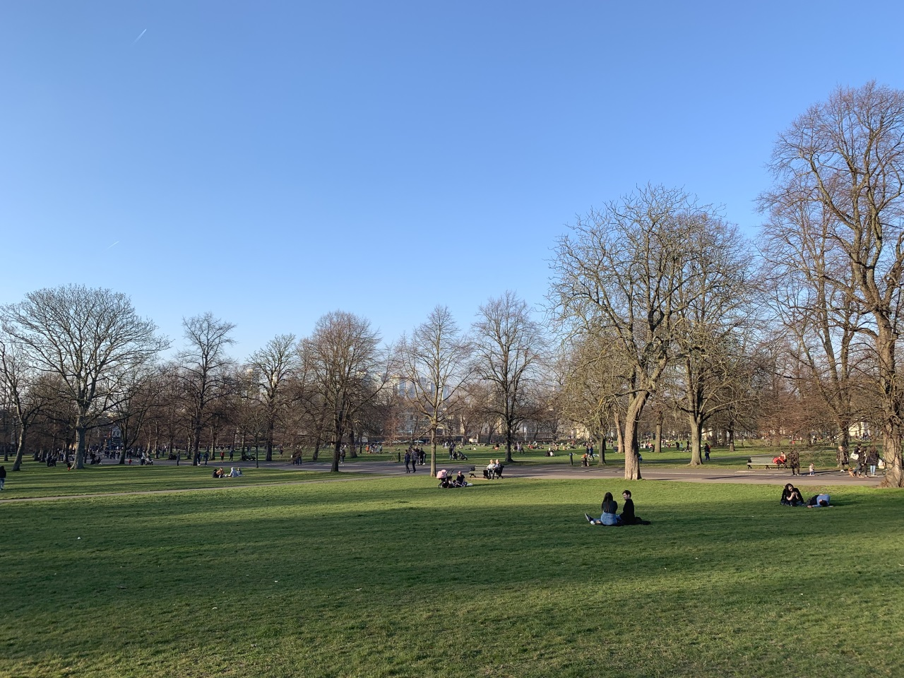 グリニッジ公園