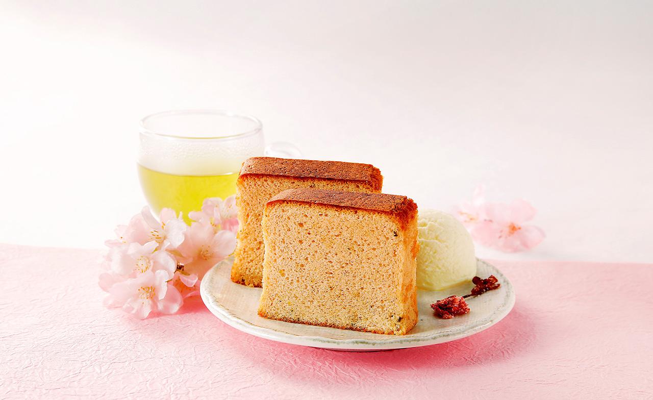 シベール ブランデーケーキ さくら