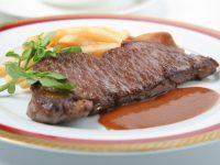 東京ガーデンパレス「オーロラ」ステーキ食べ放題90分