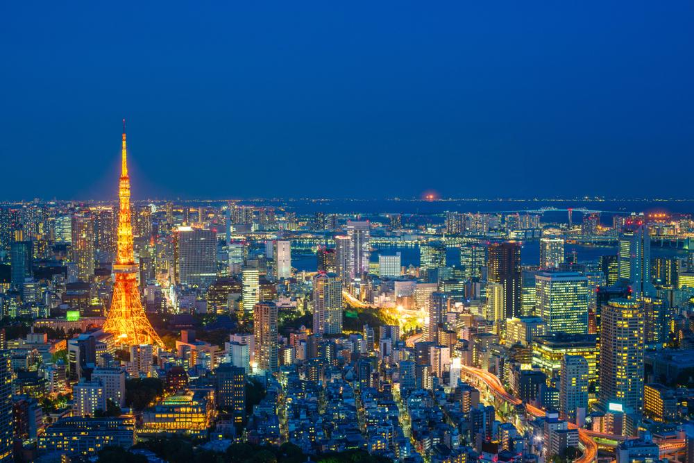六本木、東京