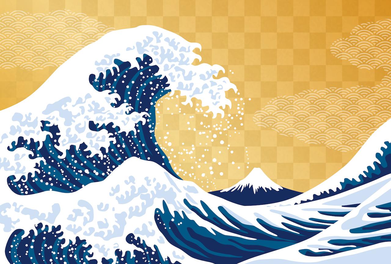 葛飾北斎もびっくり?「世界一有名な波」の再現! | TABIZINE~人生に ...