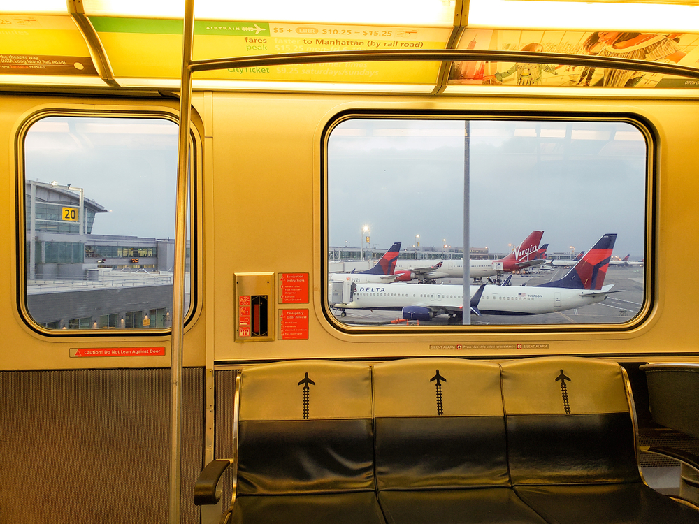 エアトレイン JFK空港