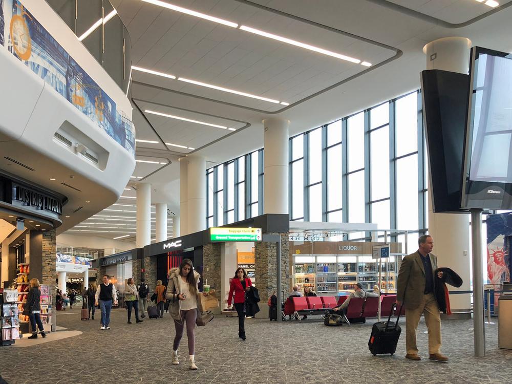 ラガーディア空港 新ターミナル