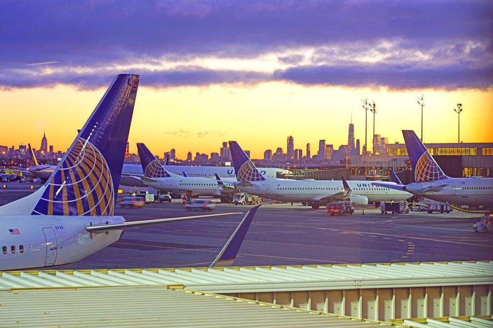 ニューアーク空港
