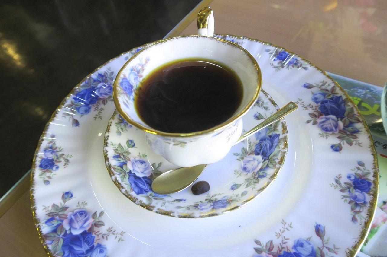喫茶ツヅキコーヒー2