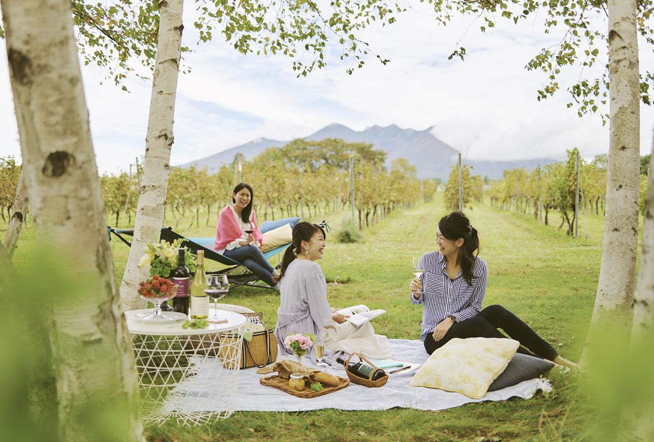 星野リゾート「リゾナーレ八ヶ岳」ヴィンヤードブランチ宿泊プラン