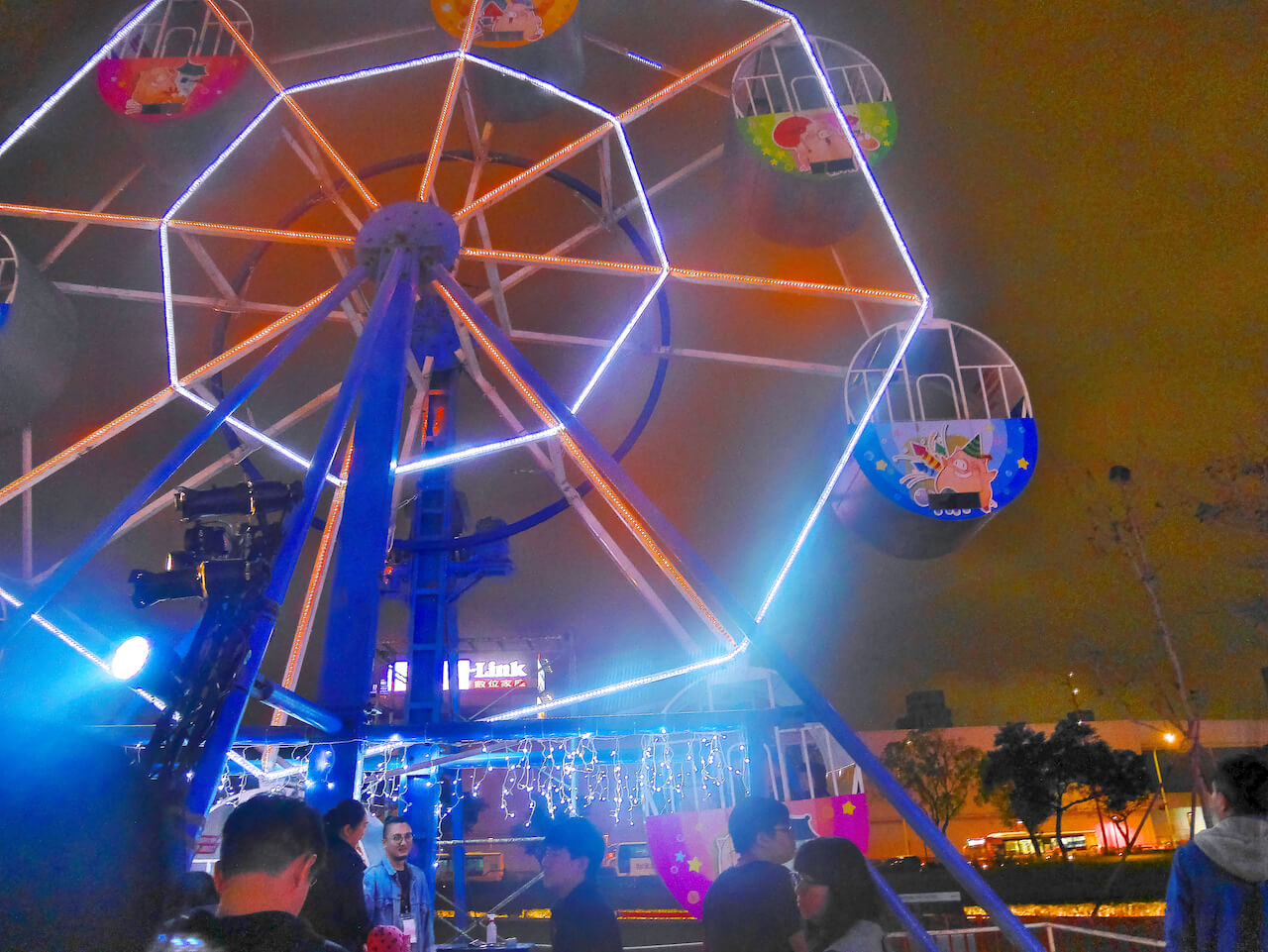 台北ランタンフェスティバル 2019_07