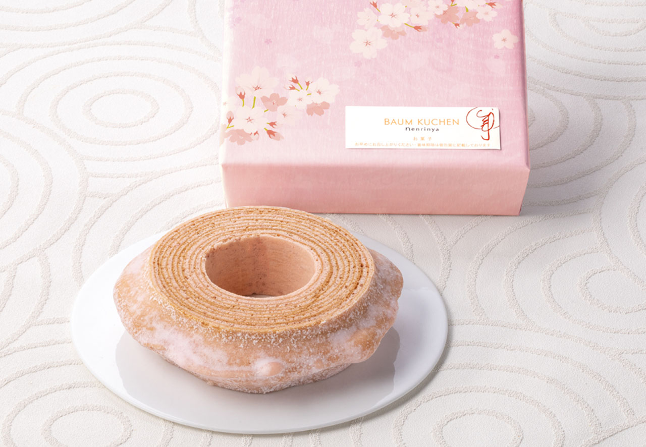 ねんりん家「桜の国のマウントバーム」