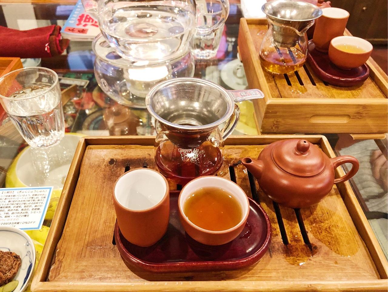 神戸岩茶荘 お茶