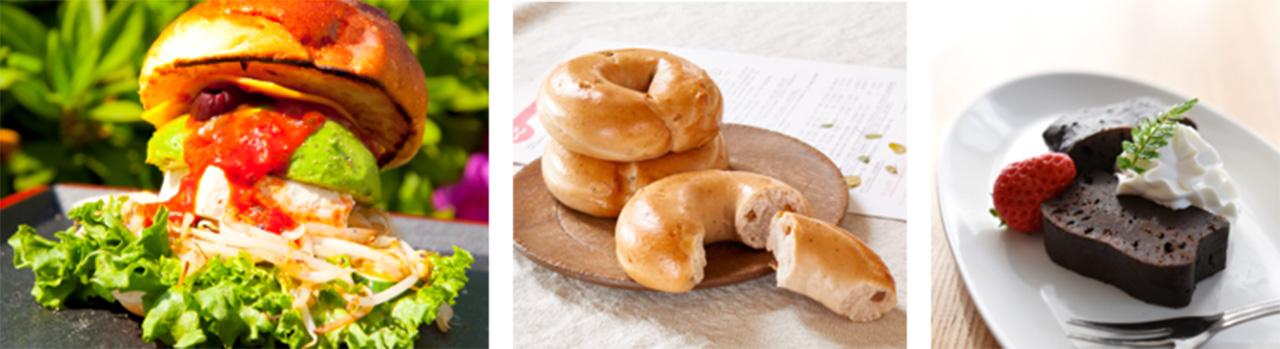 「太陽のマルシェ」春のパン&スイーツ祭り