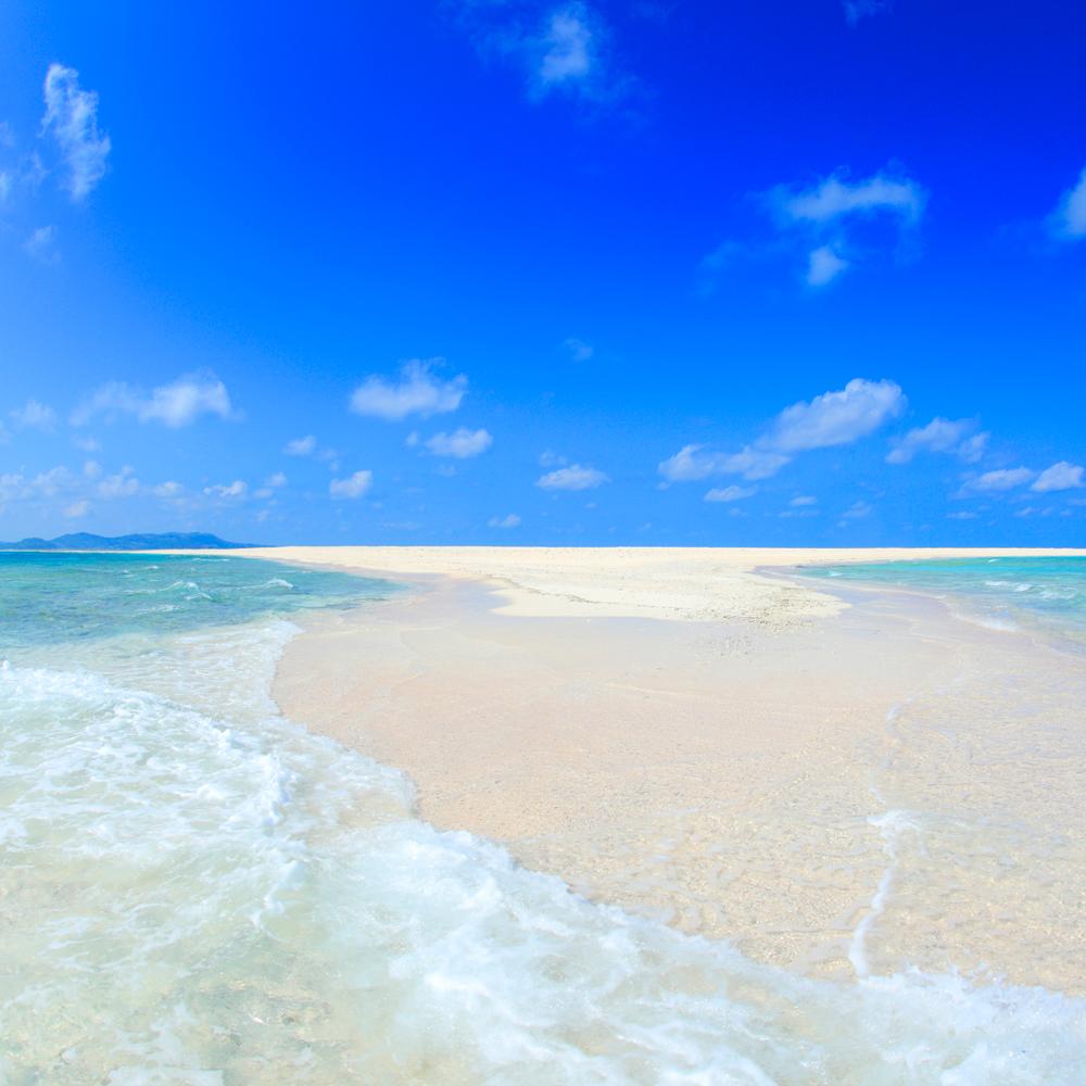 はての浜 沖縄県