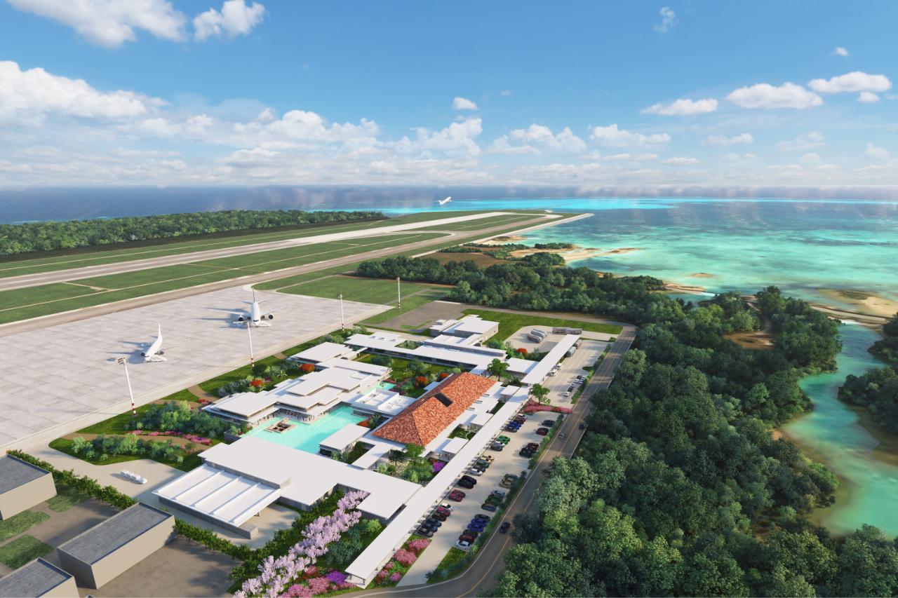 みやこ下地島空港ターミナル