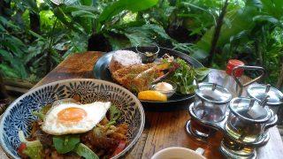 カフェ ウエスヤの料理