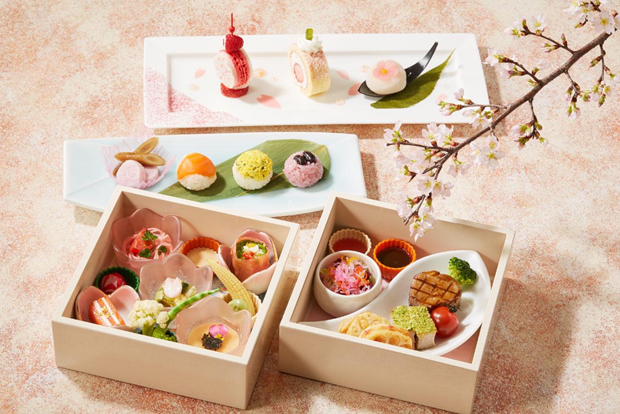 東京プリンスホテル「桜まつり2019」