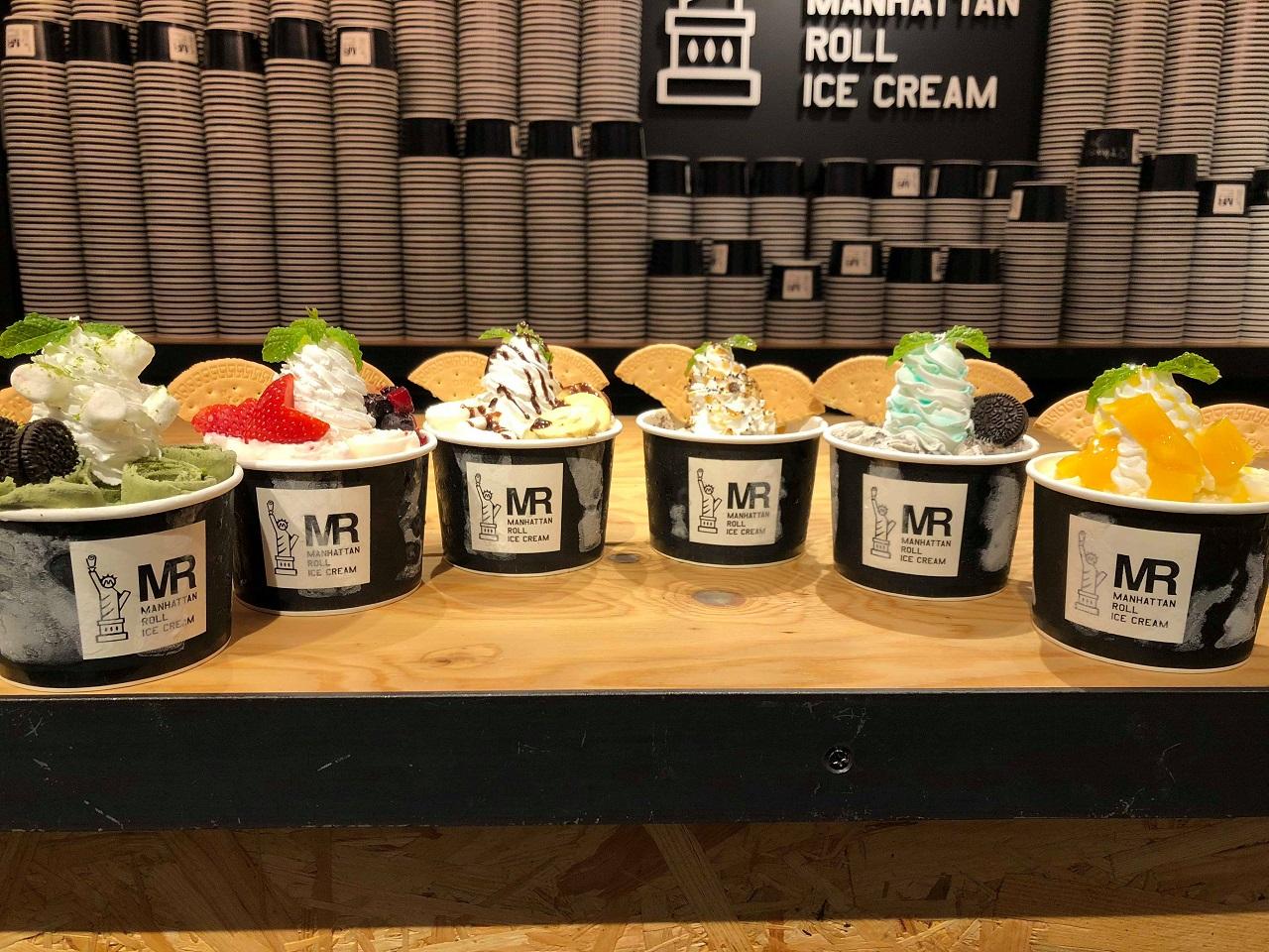 四国エリア初出店!原宿で人気のロールアイス専門店が愛媛・松山にオープン