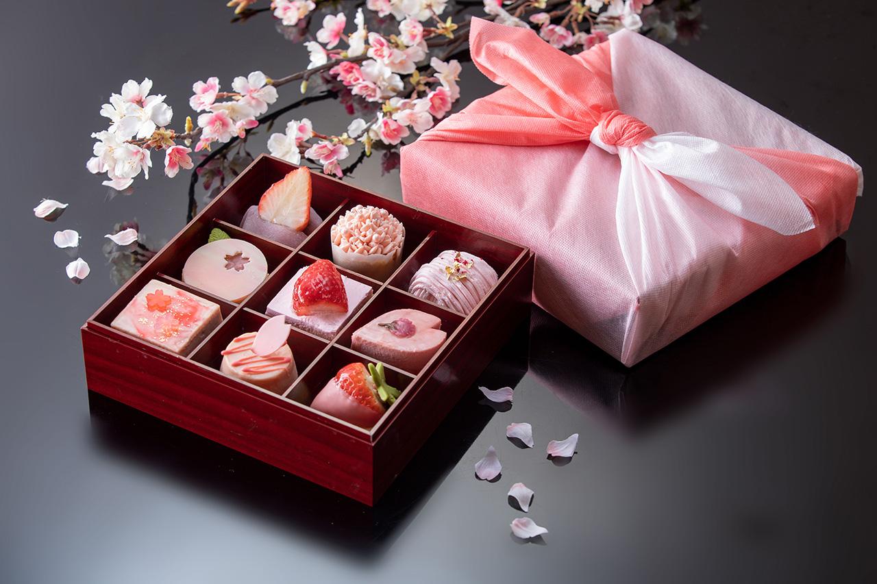 ウェスティン都ホテル京都「桜スイーツボックス」