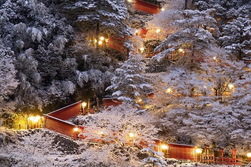 太皷谷稲成神社(津和野町)